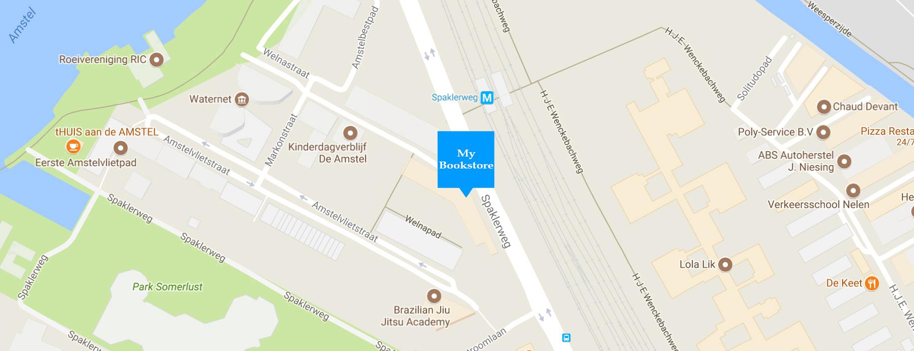 Amsterdams online Boek & Mediahuis B.V.KVK nummer: 69047359Spaklerweg 16 C1096 BA AmsterdamNetherland