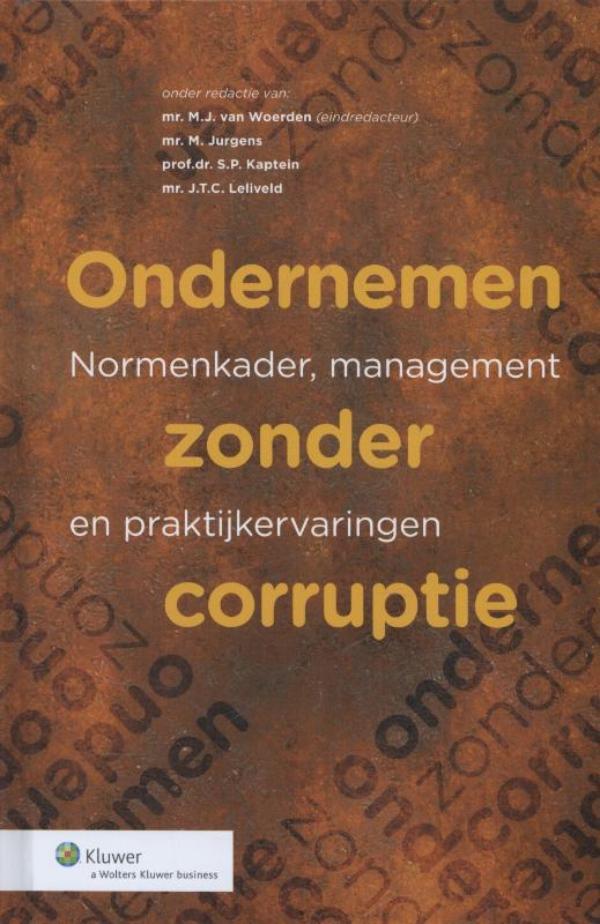 Ondernemen zonder corruptie (Ebook)