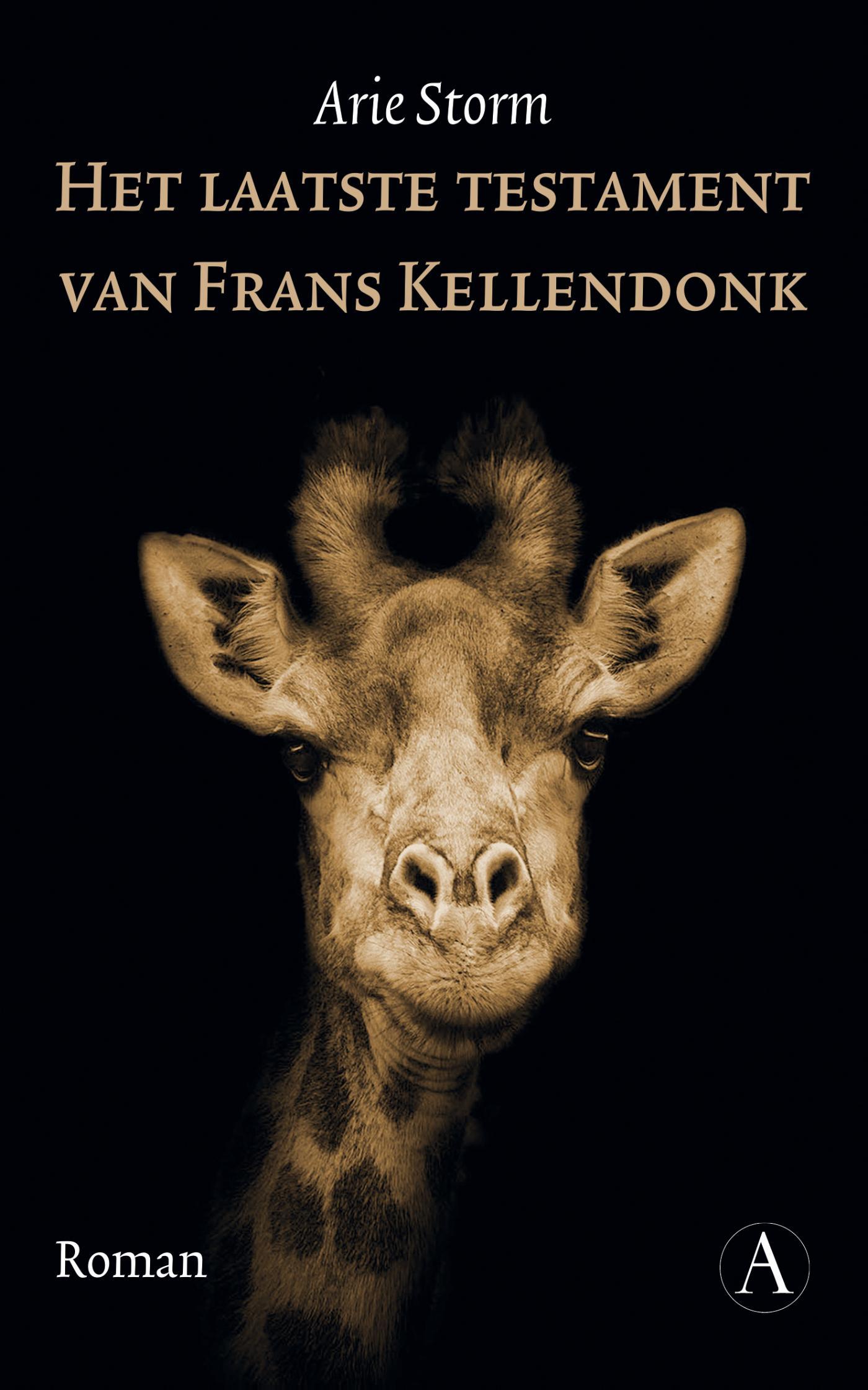 Het laatste testament van Frans Kellendonk (Ebook)