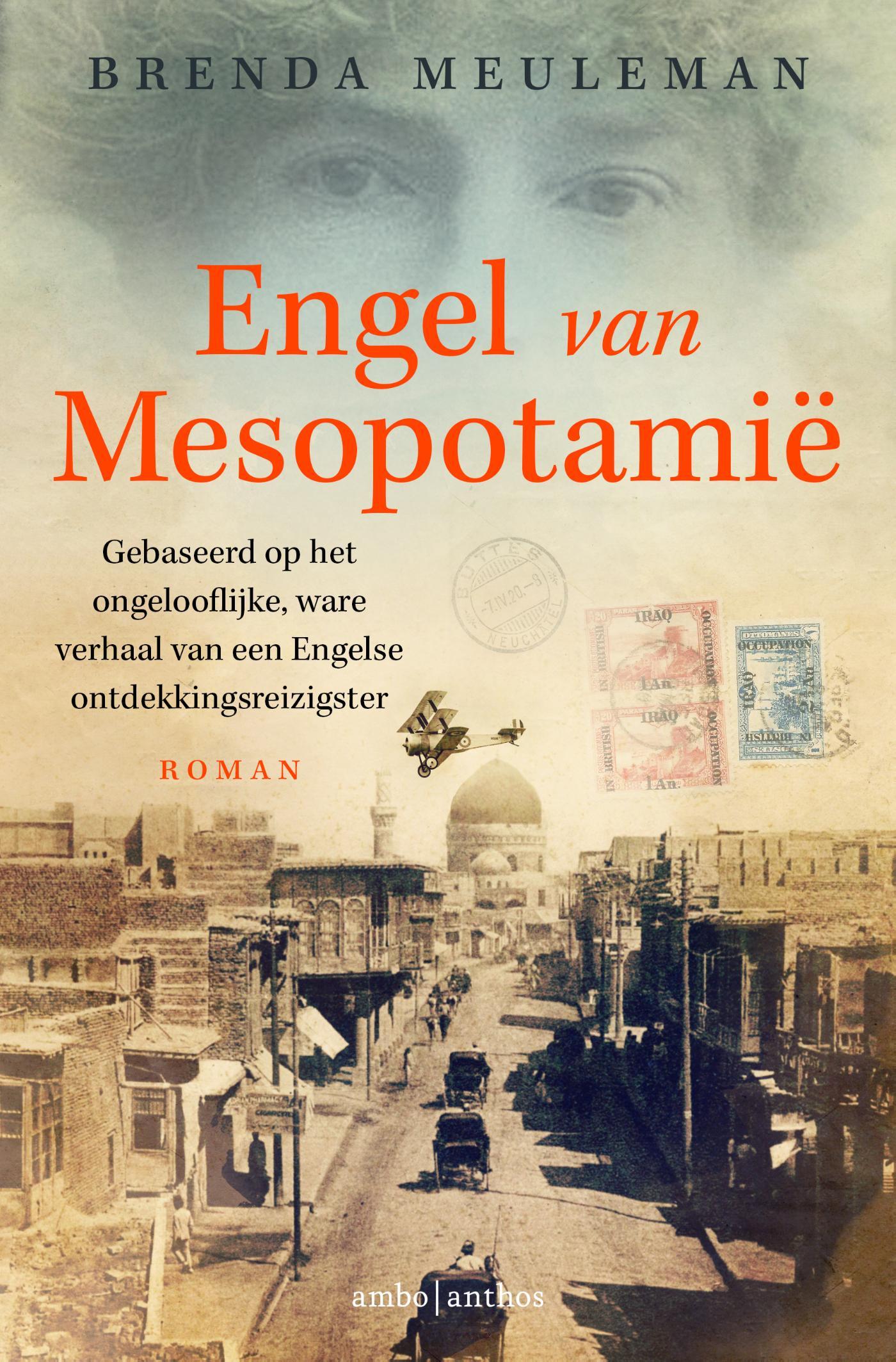 Engel van Mesopotamië (Ebook)