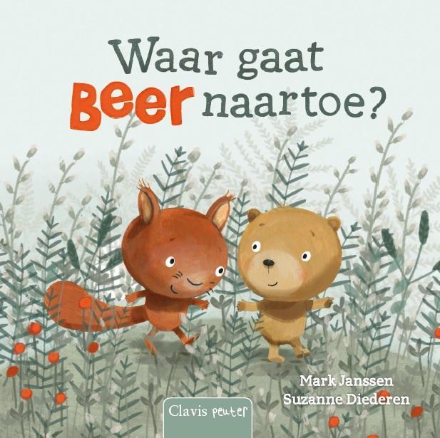 Waar gaat Beer naartoe?