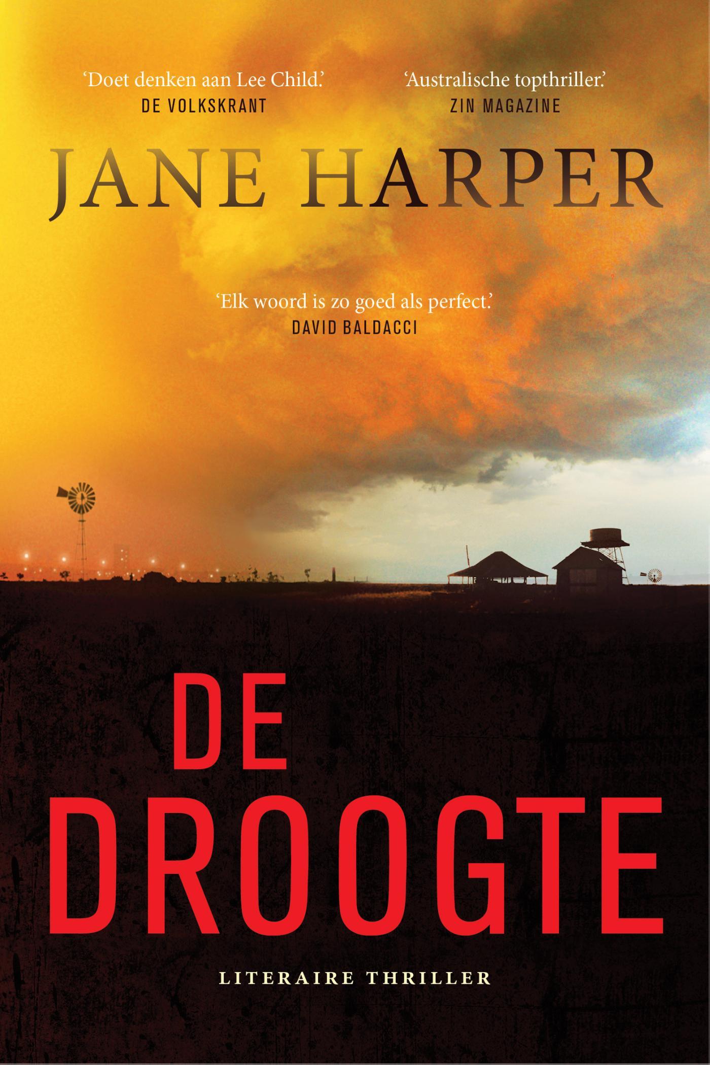 De droogte (Ebook)