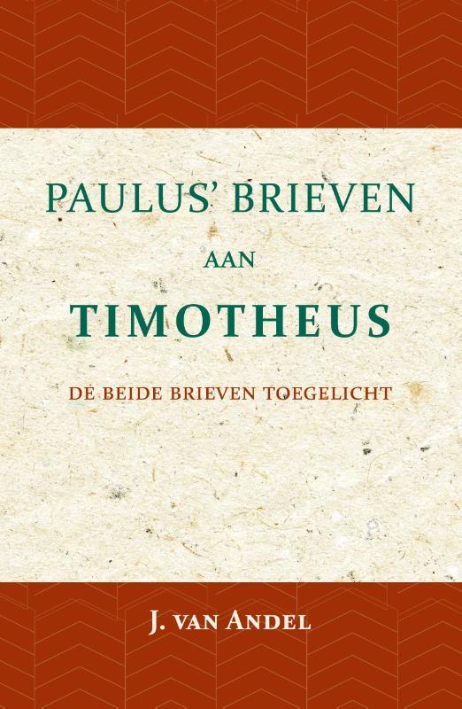 Paulus' brieven aan Timotheus