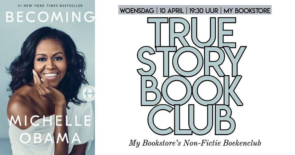 True Story Book Club: Becoming van Michelle Obama