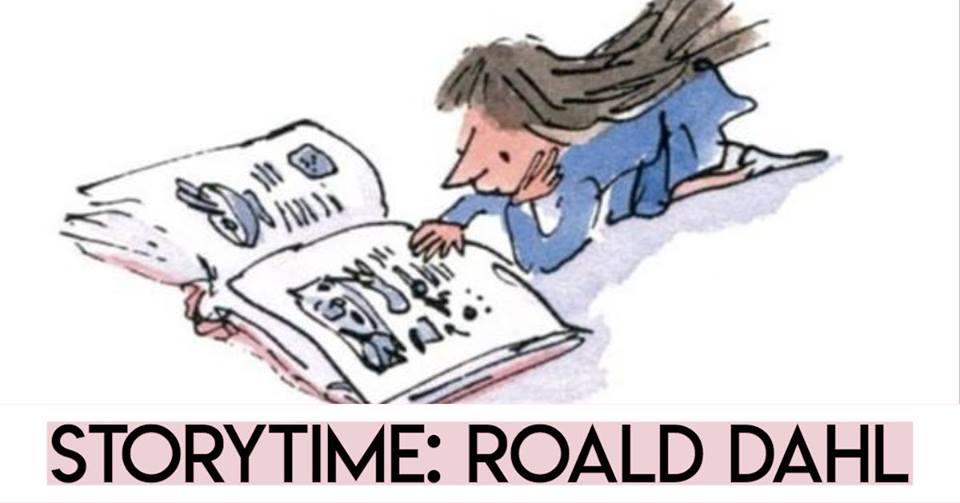 Storytime: Roald Dahl-middag