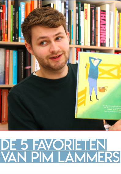 De 5 favorieten van Pim Lammers