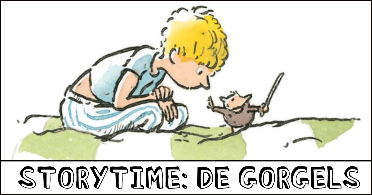 Storytime: De Gorgels-middag