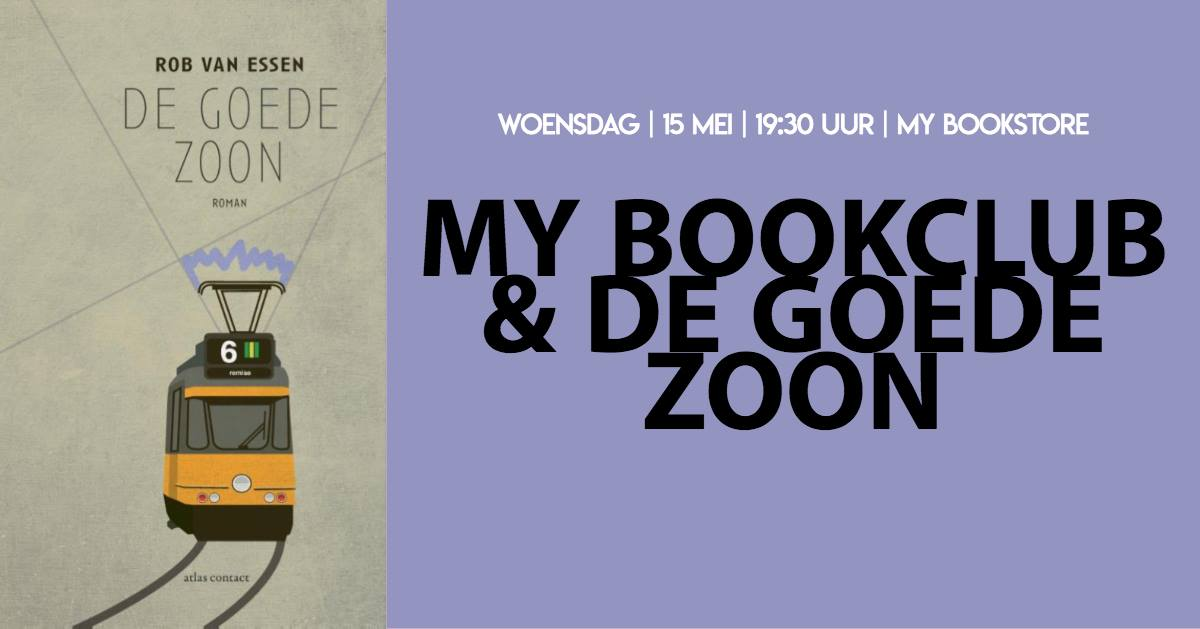 My Bookclub: De goede zoon van Rob van Essen