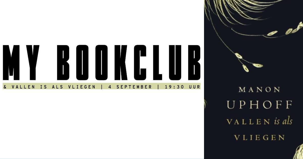 My Bookclub: Vallen is als vliegen